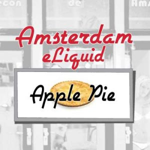 Apple Pie e-Liquid, Amsterdam, eJuice, Vape, Vaping, eCig
