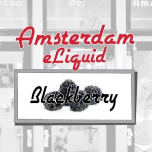 Blackberry e-Liquid, Amsterdam, Fruit, eCig, Electronic Cigarette, Vape