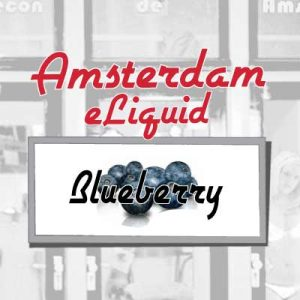 Blueberry e-Liquid, Amsterdam, eCig, Vape, Vaping, Fruity, Fruit Flavours