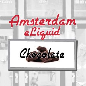 Chocolate e-Liquid, Amsterdam, eJuice, eCig, Vaping