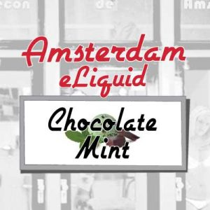Chocolate Mint e-Liquid, Amsterdam, Sweet, Flavours, Vaping, eCig