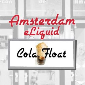 Coke Float e-Liquid, Amsterdam, eJuice, Vaping, Electronic Cigarette
