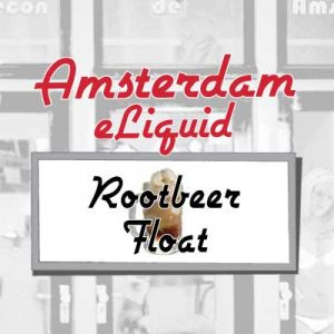 Root Beer Float e-Liquid, Amsterdam, eJuice, Flavours, Drink, Vaping, eCig