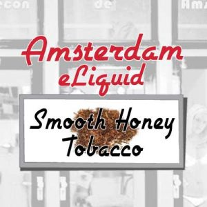 Honey Tobacco e-Liquid, Amsterdam, eJuice, eCig, Vape, Vaping, Flavours