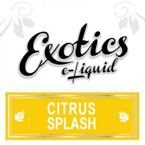Citrus Splash e-Liquid, eJuice, Fruit e-Liquid, Electronic Cigarette