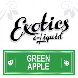 Green Apple e-Liquid, Green Apple, Fruit, eJuice