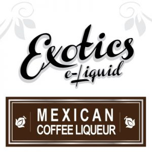 e-Liquid, Exotics, Coffee, Liqueur, eJuice, Vape