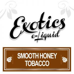 Smooth Honey Tobacco e-Liquid, Honey Tobacco, eJuice, eCig, Vape
