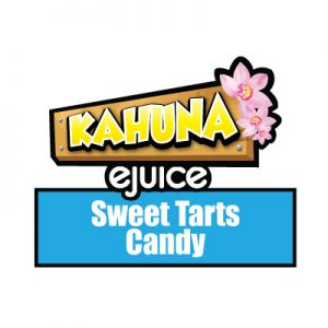 Sweet Tarts Candy, Kahuna eJuice, Vaping, eCig, Sweet