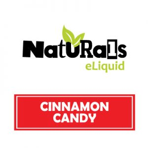Cinnamon Candy e-Liquid, Naturals e-Liquid, eJuice, Vaping, Vape, eCig, Sweet Flavours