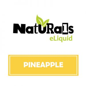 Pineapple e-Liquid, Naturals e-Liquid, eJuice, Fruity, Fruit Flavours, Vaping, Vape