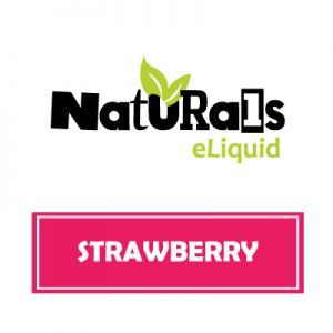Strawberry e-Liquid, Naturals e-Liquid, Fruity Flavours, Vape, Vaping, eCig