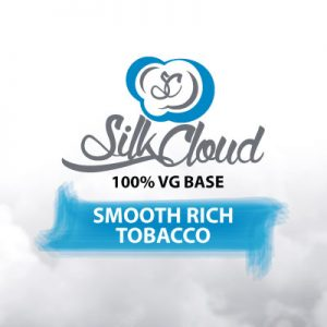 Smooth Rich Tobacco e-Liquid, Silk Cloud, eJuice, Vape, Vaping, Electronic Cigarette