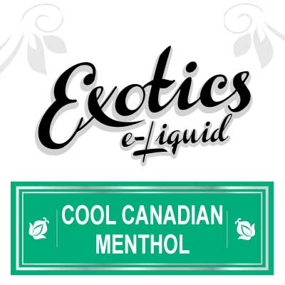 Cool Canadian Menthol e-Liquid