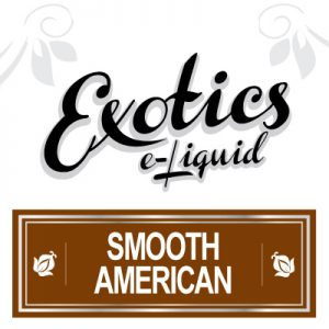 Smooth American e-Liquid