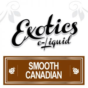 Smooth Canadian e-Liquid