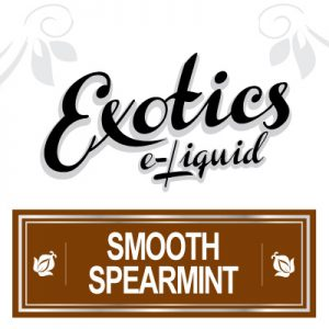 Smooth Spearmint e-Liquid