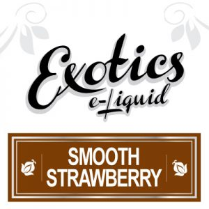 Smooth Strawberry e-Liquid