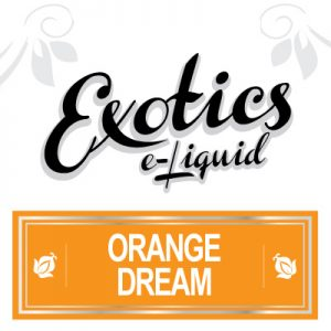 Orange Dream e-Liquid